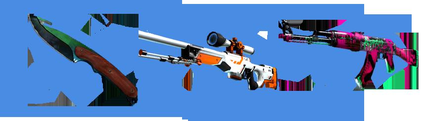 CS TRADE Multi-Game Trade Bot CS:GO, DOTA 2, RUST, H1Z1